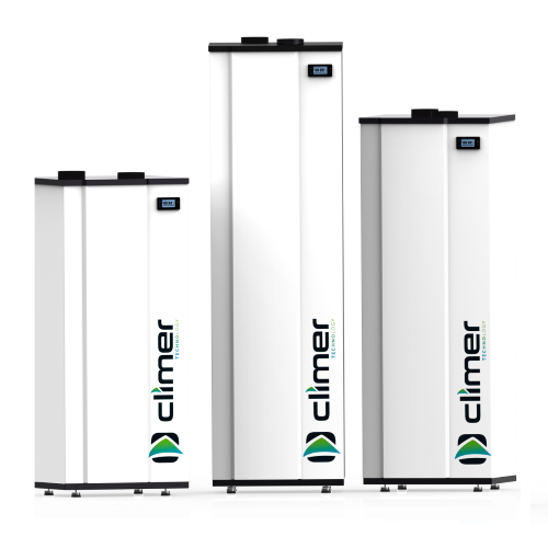 Climer ECOHEAT Product afbeelding warmtepomp