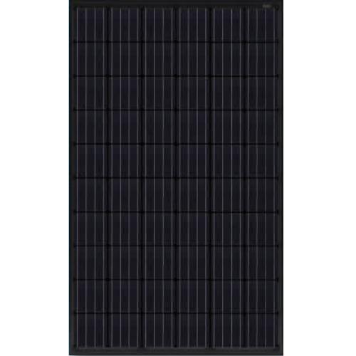JA Solar 300Wp full black